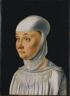 [Portrait of a Woman (A Novice of the Order of San Secondo), A Nun of San Secondo]