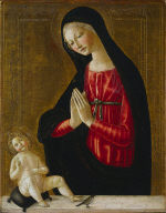 Virgin and Child, with a Goldfinch