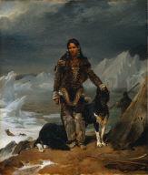 [Eskimo Woman, Femme du pays des Esquimaux]