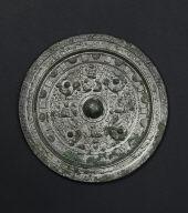 Mirror with Xiwangmu