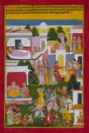 The Birth of Krishna