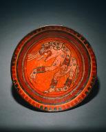 Painted Jaguar Plate
