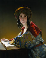 [The Young Eastern Woman, Die junge Morgenländerin]