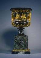 Urn and Pedestal