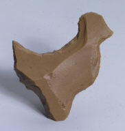 Flint in the Form of a Bird