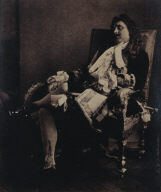 Mr. Leroux in the Role of d'Acoste in Le Misanthrope
