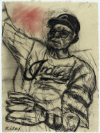 Self-Portrait as a Cleveland Indian