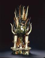 Tomb Guardian with Animal Head