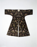 Woman's Silk Robe