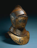 Close Helmet (from a funerary achievement?)