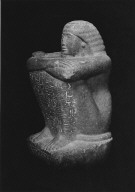Block statue of Prehotep