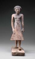 Standing figure of Tjetety