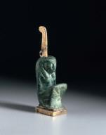 Pendant depicting the goddess Maat