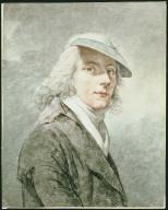 Portrait of an Artist (Augustin Ritt?)