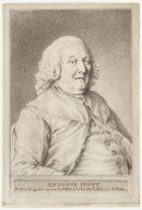 Portrait of Antoine Petit