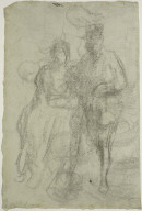 A Standing Couple
