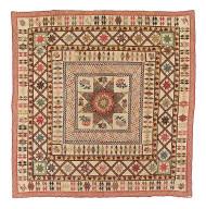 Pieced quilt