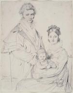 The Alexandre Lethière Family