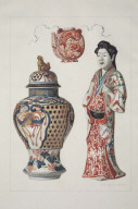 Famille Chrysanthémo-Poeonienne, Japon