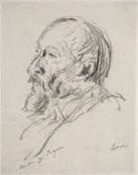 Portrait of Signac