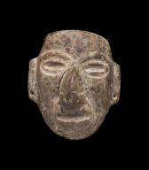 Human head effigy