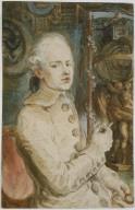 Portrait of a Clockmaker