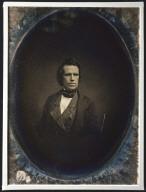 J. J. Hawes, in Oval Vignette