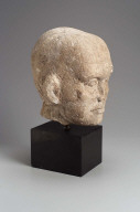 Portrait head of a man of the Late Republic