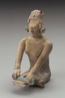 Jaina-style female effigy figure