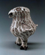 Owl effigy
