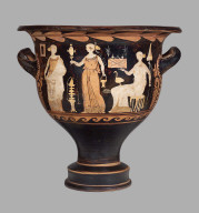 Bell-krater (mixing bowl)