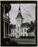 Tate County Courthouse, Senatobia, Mississippi