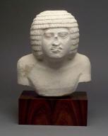 Head and upper torso of a man