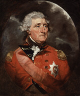 Sir George Augustus Elliott, K.B., First Lord Heathfield of Gibralter