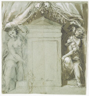 Study for a Wall Decoration