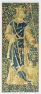 Millefleurs Fragment: Jupiter, King of the Gods