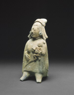 Seated Woman with a Child