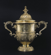 Two-Handled Presentation Cup