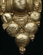 Pair of Funerary Earrings