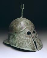 Corinthian Type Helmet with Boars