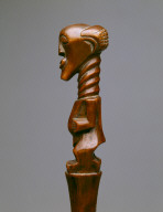 Staff with Standing Male Figure