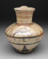 Vase, Oinochoe Shape