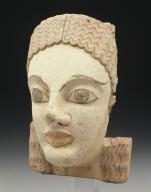 Head from an Antefix