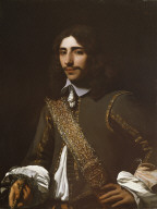 Portrait of a Gentleman, possibly a Member of the Deutz Family