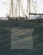 "Net and Ship, ""The Sophia,"" Boston, MA"