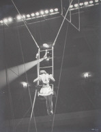 Untitled (High Wire Act, Circus, NY)