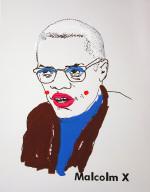 Malcolm X (small version1) #1