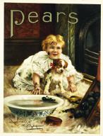 POSTER: Pears Soap
