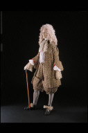 CRAVAT from the WEDDING SUIT worn by James II