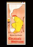 POSTER: Colman's Mustard